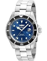 Invicta 22054 - Reloj de pulsera para hombre, color gris/azul