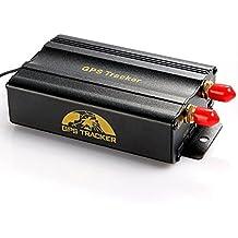 GPS-Tracker–Car GPS SMS GPRS Tracker Echtzeit Tracking Gerät Syatem Fernbedienung TK103B