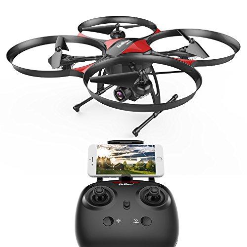 Drocon Traveller / U818A Plus FPV Drone actualizado con modo de retención...