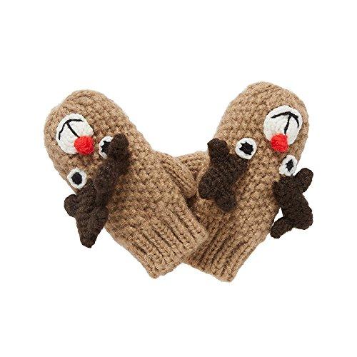 Mothercare Reindeer Manoplas