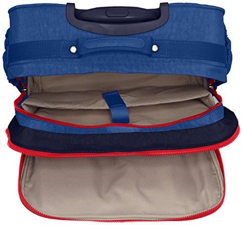 Kipling - MANARY - Sac à dos avec compartiment pour ordinateur portable - Autumn Leaf - (Multi-couleur) Navy Blue Blk