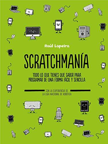 Scratchmanía (B de Blok) por Raúl Lapeira