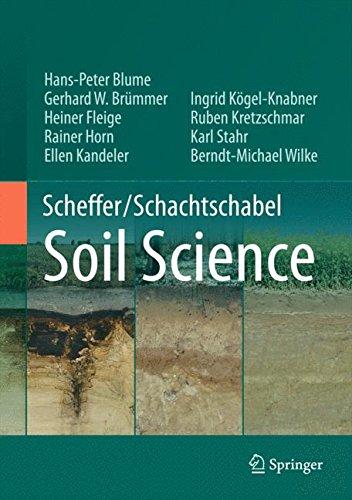 Scheffer/Schachtschabel Soil Science