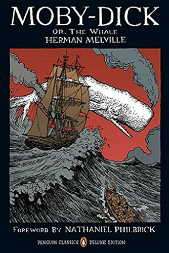 Moby-Dick: Or, The Whale (Penguin Classics Deluxe Editn)