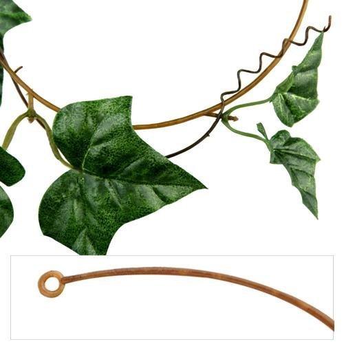 Easy Provider® 275cm Efeu Efeuranke Kunstblumen künstliche Pflanze Neu (Poison Ivy Blätter Für Kostüm)