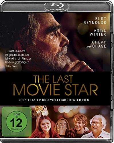 The Last Movie Star [Blu-ray]