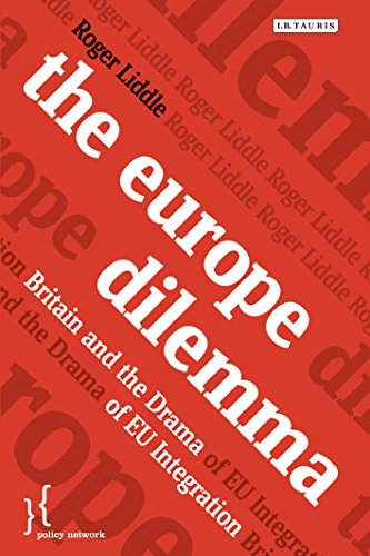 The Europe Dilemma: Britain and the Drama of EU Integration (Policy Network)