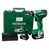 Hitachi Wh10Dal Akülü Darbeli Vidalama 1,5Ah