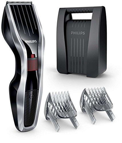 Philips Haarschneider mit Dual Cut Technologie HC5440/80, metallic-schwarz