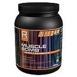 Reflex Nutrition Muscle Bomb Pre Workout 600gm - Black Cherry by Reflex Nutrition