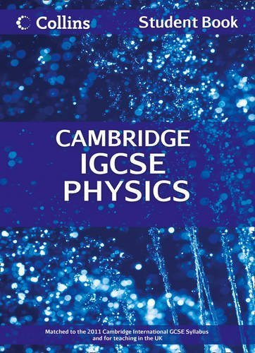 Collins International GCSE - Physics Student Book: Cambridge IGCSE ® by Bradley, Malcolm (2013) Paperback