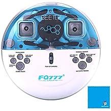 FQ777 FQ04 Drohne mit HD kamera RC mini Quadcopter (3D Flip, Headless Mode, 2.4GHZ, 6-Achsen-Gyro, LED Beleuchtung) für Kinder und Anfänger Indoor & Outdoor spielen