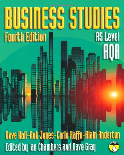 Business Studies for AQA: AS level for sale  Delivered anywhere in UK