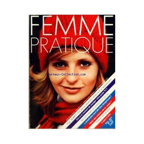 FEMME PRATIQUE [No 101] du 01/11/1971 - 6 COINS-REPAS CACHENT BIEN LEUR JEU - L'ANESTHESIE PEUT-ELLE ETRE DANGEREUSE - AIMER SES ENFANTS EST-CE ASSEZ - CUISINE - LES CEREALES