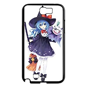 Date A Live Samsung Galaxy N2 7100 Cell Phone Case Black yyfabc_971120