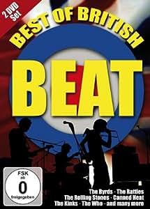 Various Artists - Best of British Beat (2 DVDs)