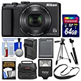 Best Nikon Batteries For Flashes - Nikon Coolpix A900 4K Wi-Fi Digital Camera (Black) Review