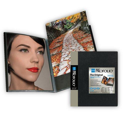Itoya Art Profolio Portfolio 20,3–25,4cm Aufbewahrung Doppelseiten, 24Für die 48Views