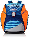 Scout 744107 Alpha Set Kinder-Rucksack, Blau/Orange