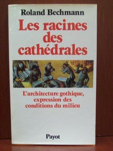Les racines des cathédrales : L'architecture gothique expression des conditions du milieu