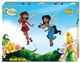 Hama Perlen Disney Fairies Geschenk-Box