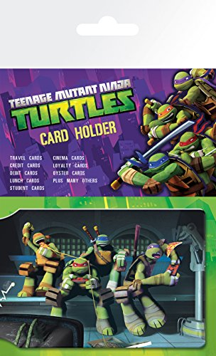 GB eye LTD, Teenage Mutant Ninja Turtles, Sewers, Porte Carte