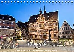 Tübingen - fotografiert von Michael Allmaier (Tischkalender 2020 DIN A5 quer)