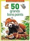 Boîte de 50 grands bons points - Les animaux et leurs petits - Dès 5 ans