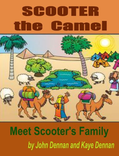 scooter-the-camel-meet-scooters-family