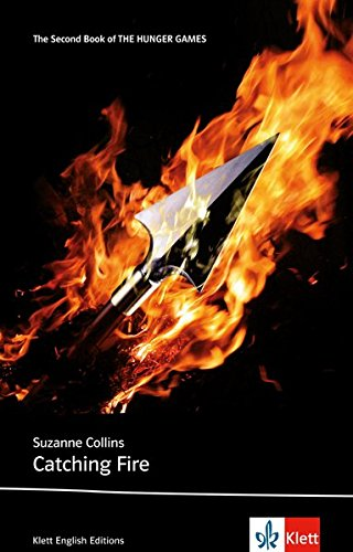 Book cover for Catching Fire