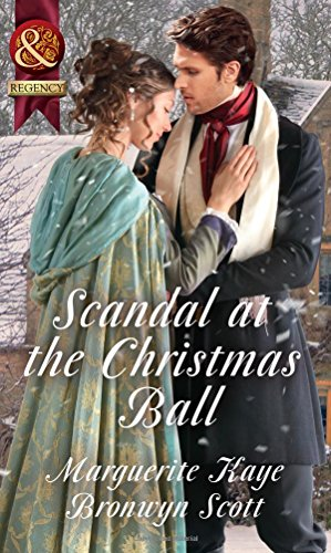 Scandal At The Christmas Ball: A Governess for Christmas / Dancing with the Duke's Heir (Historical)