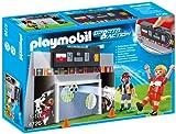 Playmobil Fútbol - Juego de puntería con marcador electrónico (4726)