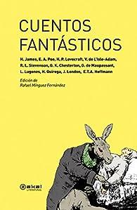 Cuentos fantásticos par  Varios autores