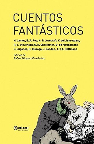 Cuentos fantásticos (Akal Literaturas) por Aa.Vv.