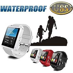 Lelantus Original Waterproof U8S Sport U Watch Bluetooth Smart Wrist Sports