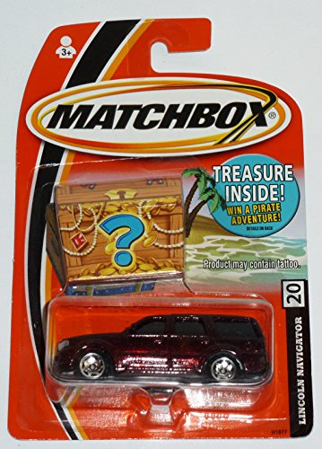 matchbox-treasure-lincoln-navigator-20-164-scale-premium-collectable-die-cast-vehicle-car-hard-to-fi