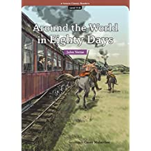Around the World in Eighty Days (Level11 Book 8) (English Edition)