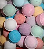 50 x Mixed Chill Pill Bath Bombs/Mini Marbles