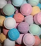 Fizzys - Bombe da bagno miste, 50 pezzi
