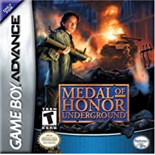 Medal of Honor : Underground