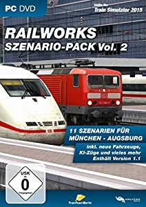 Train Simulator 2015: Railworks Szenario-Pack, Vol. 2