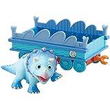 Le Dino Train LC53004MP - Figura de Franck con vagón