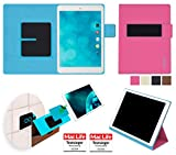 reboon Hülle für Blaupunkt Polaris QC Tasche Cover Case Bumper | in Pink | Testsieger