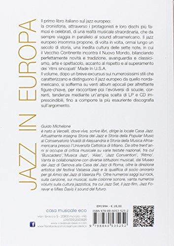 Zoom IMG-1 jazz in europa forme dischi