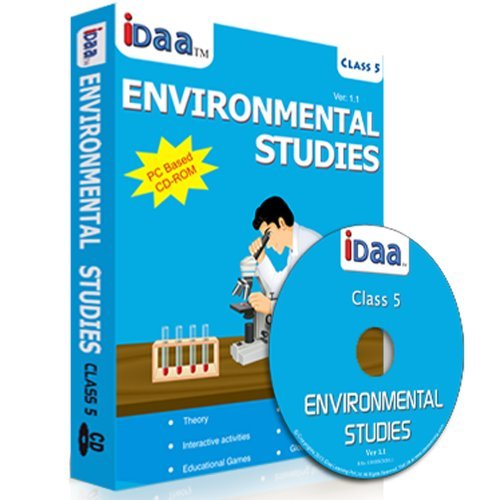 Idaa Class 5 Environmental Studies Educational CBSE (CD)