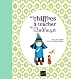 Les chiffres à toucher de Balthazar - Pédagogie Montessori