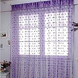 Handloomhub Set Of 2 Purple Beautiful Su...