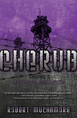 Maximum Security (Cherub)