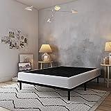 Classic Marken Instant Foundation für Bett Matratze, einfache Montage Box Spring, weiß, Twin