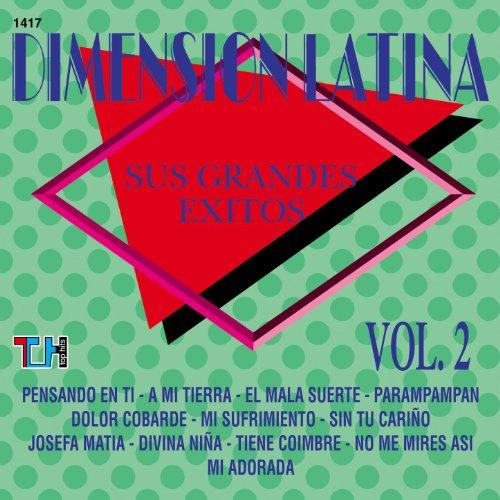 Sus Grandes Exitos Vol. Ii Dimension Latina